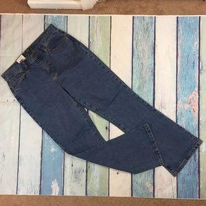 Ralph Lauren Classic Boot Cut Jeans 8